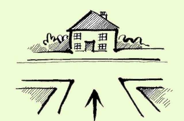 Cách nhận diện sát khí trong phong thủy khi lựa chọn mua nhà